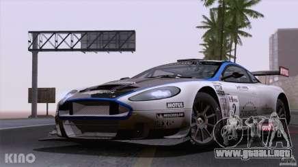 Aston Martin Racing DBRS9 GT3 para GTA San Andreas