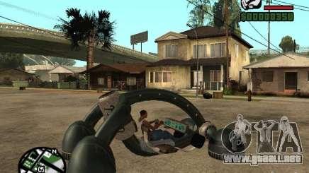New Bravura UFO para GTA San Andreas