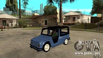 Citroen Mehari para GTA San Andreas