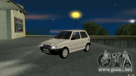 Fiat Mille Fire 1.0 2006 para GTA San Andreas