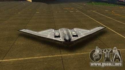B2 Spirit para GTA San Andreas