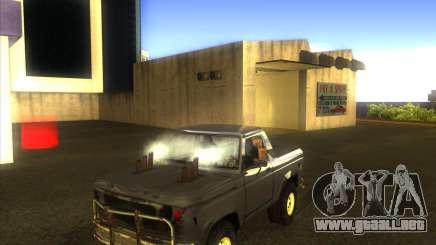 Blazer XL FlatOut2 para GTA San Andreas