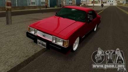 Chevrolet Opala Diplomata 1986 para GTA San Andreas