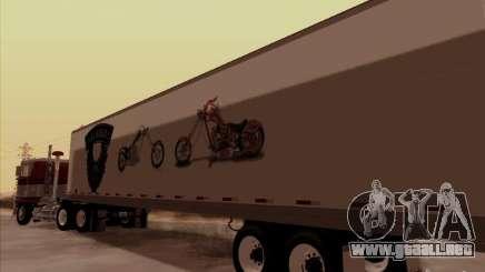 Hell Riders American para GTA San Andreas
