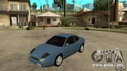 Fiat Coupe - Stock para GTA San Andreas