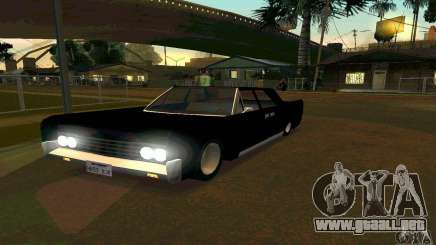 Lincoln Continental 1966 para GTA San Andreas