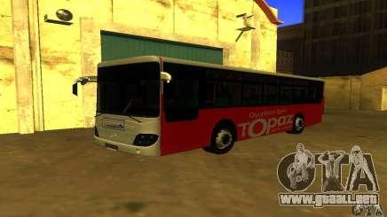 Daewoo Bus BC211MA para GTA San Andreas