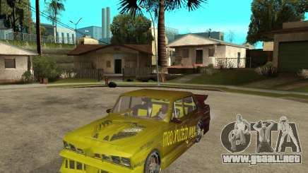 Anadol GtaTurk Drift Car para GTA San Andreas