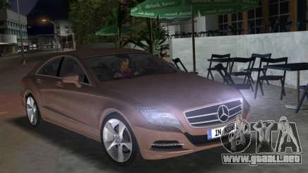 Mercedes-Benz CLS350 para GTA Vice City