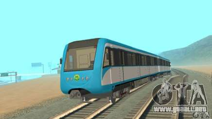 Metro 81-7021 para GTA San Andreas