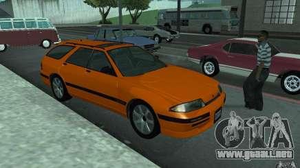 Estrato de GTA IV para GTA San Andreas