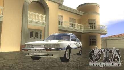 Mazda 626 DC 1986 para GTA San Andreas