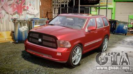 Dodge Durango [Beta] para GTA 4