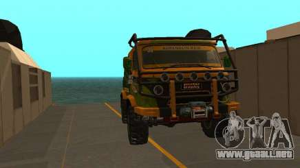 Expedición 2206 UAZ para GTA San Andreas