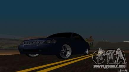 LADA PRIORA coches tuning para GTA San Andreas