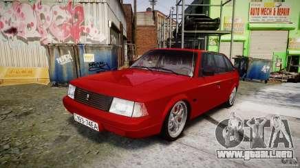 AZLK Moskvich 2141 STR-v 2.1 para GTA 4
