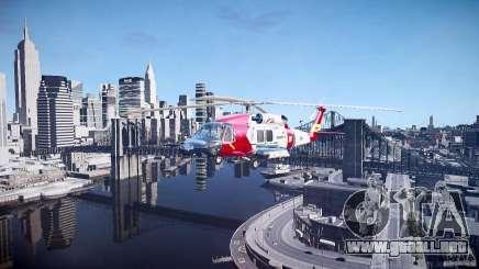 HH-60J Jayhawk para GTA 4