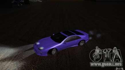 Nissan 300 ZX para GTA San Andreas