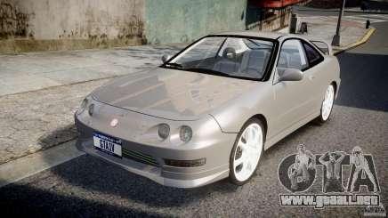 Acura Integra Type-R para GTA 4