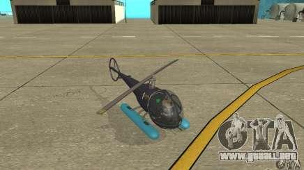 Dragonfly para GTA San Andreas