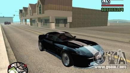 Banshee de GTA IV para GTA San Andreas