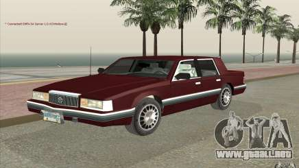 Chrysler Dynasty para GTA San Andreas