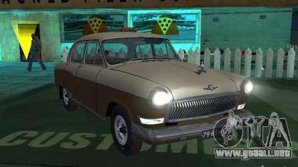 GAS M21T Taxi para GTA San Andreas
