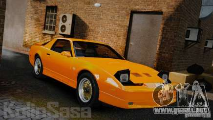 Pontiac Firebird Trans Am GTA 1987 [EPM] para GTA 4