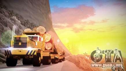 Hayes EQ 142 para GTA San Andreas