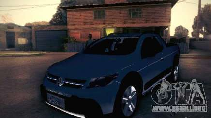 Volkswagen Saveiro Cross para GTA San Andreas