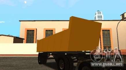 GKB 8350 Flatbed para GTA San Andreas