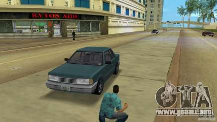 Manana HD para GTA Vice City