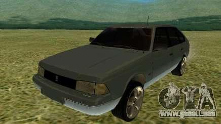 Moskvich 2141-Sviatogor 45 para GTA San Andreas