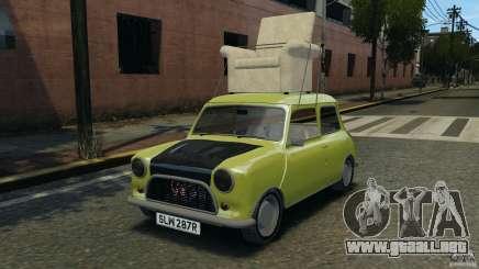 Mini Cooper para GTA 4