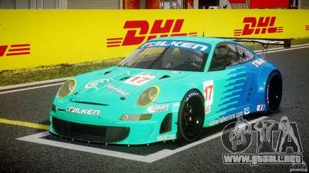 Porsche GT3 RSR 2008 para GTA 4