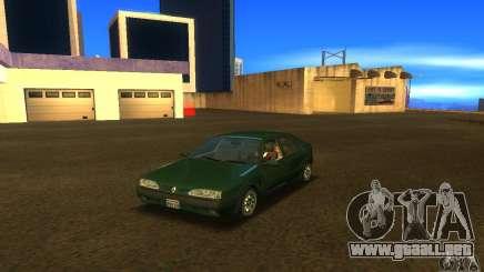 Renault 19 PHASE II para GTA San Andreas