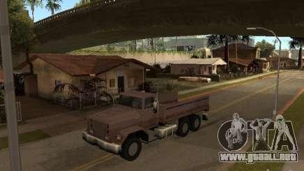 Ford Freightliner para GTA San Andreas
