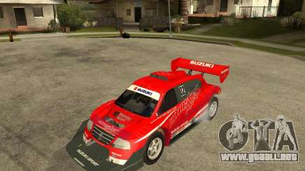 Suzuki Escudo Pikes Peak para GTA San Andreas