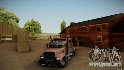 Mack Pinnacle Rawhide Edition para GTA San Andreas
