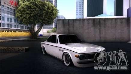 BMW 3.0 CSL Stunning 1971 para GTA San Andreas