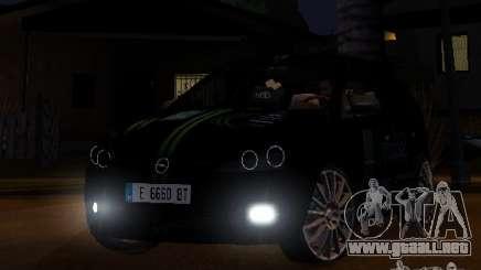 Opel Corsa GSI Rally para GTA San Andreas