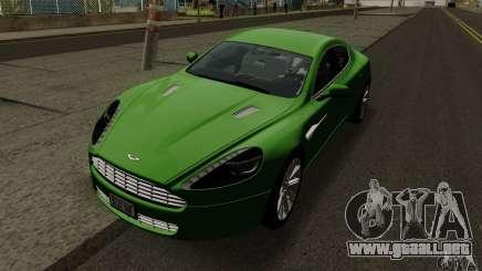 Aston Martin Rapide 2010 V1.0 para GTA San Andreas