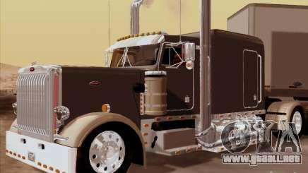 Peterbilt 359 Custom para GTA San Andreas