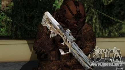 Tavor Tar-21 Steeldigital para GTA San Andreas