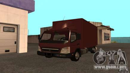 Mitsubishi Fuso Center para GTA San Andreas