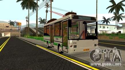 SURCO MTRZ 3237 para GTA San Andreas