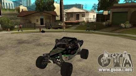 BAJA BUGGY para GTA San Andreas
