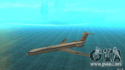 Aeroflot Il-62 m para GTA San Andreas