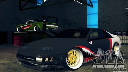 Nissan 300ZX Bad Shark para GTA San Andreas