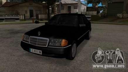 Mercedes-Benz C220 W202 1996 para GTA San Andreas